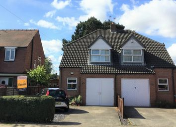3 bed semi-detached house for sale in Gale Lane, York YO24
