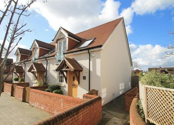 Thumbnail 2 bed end terrace house for sale in High Street, Ripley, Woking