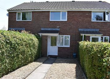 Thumbnail 2 bed terraced house to rent in Maple Avenue, Chepstow, Monmouthshire