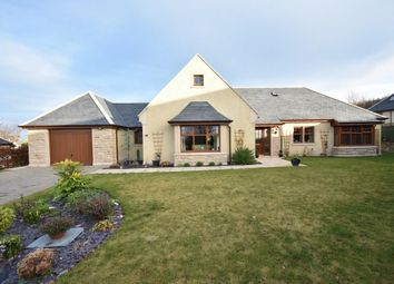 Thumbnail 4 bed detached bungalow for sale in Quarrywood, Elgin