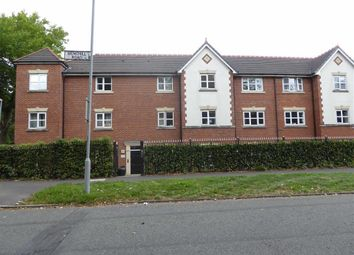 Thumbnail 2 bed flat to rent in Benchill Road, Wythenshawe, Manchester