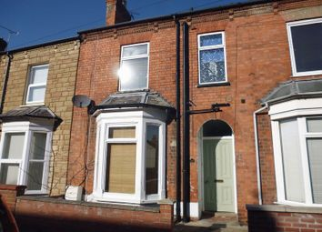 Thumbnail 2 bedroom terraced house to rent in Cranwell Street, Lincoln