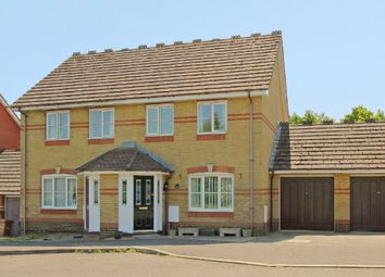 Thumbnail 3 bed semi-detached house for sale in Leyton Way, Andover