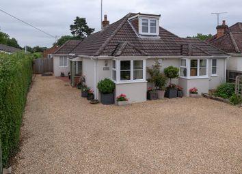 Thumbnail Detached bungalow for sale in New Road, Mockbeggar, Ringwood