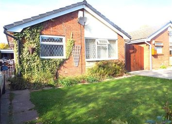 Thumbnail 2 bed bungalow for sale in St James Gardens, Leyland