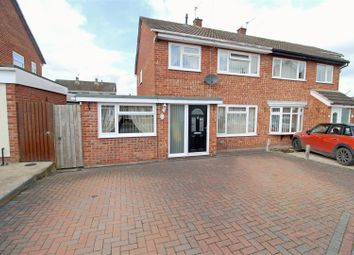 Thumbnail 4 bed semi-detached house for sale in Cartland Avenue, Shrewsbury