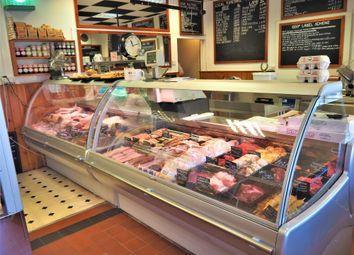 Thumbnail Retail premises for sale in Butchers YO51, Boroughbridge, North Yorkshire