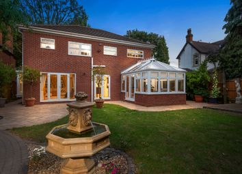 Thumbnail 5 bed detached house for sale in Bitham Lane, Stretton, Burton-On-Trent