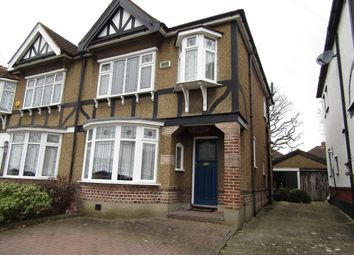 Thumbnail 3 bed semi-detached house for sale in Colvin Gardens, Barkingside