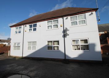 Thumbnail 1 bed flat to rent in North Street, Sutton-In-Ashfield