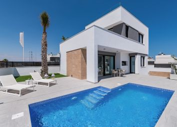 Thumbnail 3 bed villa for sale in Calle Navia, Orihuela Costa, Alicante, Valencia, Spain