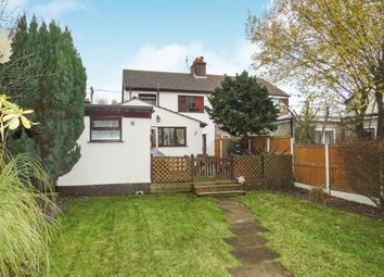 Thumbnail 3 bedroom semi-detached house for sale in Mostyn Avenue, Heswall, Wirral