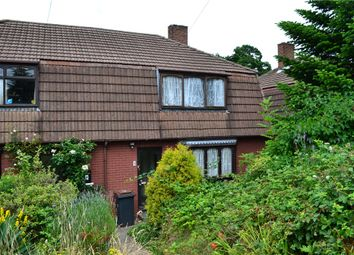 Thumbnail 3 bedroom semi-detached house for sale in Colyere Close, Keresley End, Coventry, Warwickshire