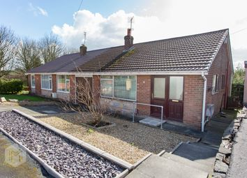 Thumbnail 3 bed bungalow for sale in Torver Drive, Bolton, Lancashire
