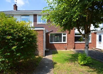 Thumbnail 3 bed terraced house for sale in Firs Court, Keynsham, Bristol
