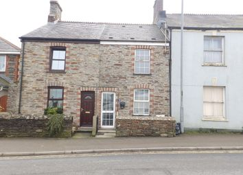 Thumbnail 2 bed terraced house for sale in Tavistock Road, Callington