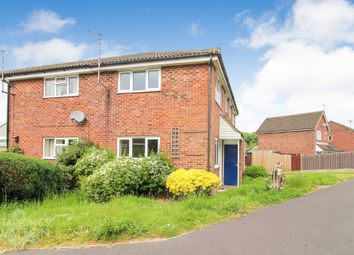 Thumbnail 1 bed terraced house for sale in Hazell Road, North Walsham