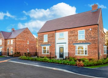 "Thumbnail 5 bedroom detached house for sale in ""Earlswood"" at Fox Lane, Green Street, Kempsey, Worcester"