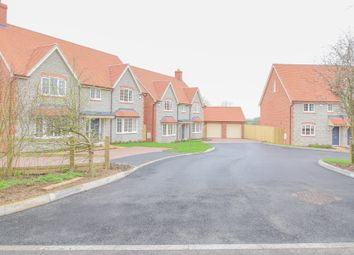 Thumbnail 3 bed town house for sale in Treens Close, Harbury, Leamington Spa