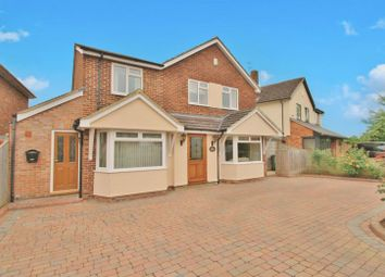 Thumbnail 4 bed detached house for sale in Brookmead Drive, Wallingford