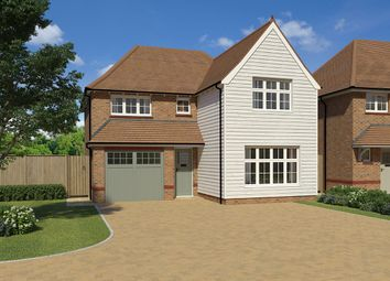 "Thumbnail 4 bed detached house for sale in ""Marlow"" at Priory Way, Tenterden"
