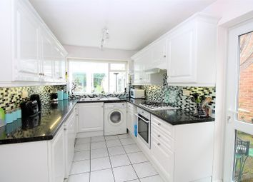 Thumbnail 3 bed semi-detached house for sale in The Croft, Crawley, West Sussex.