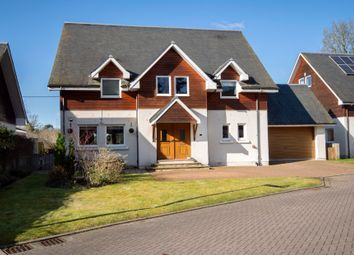 Thumbnail 5 bed detached house for sale in Ruthvenmill View, Huntingtowerfield, Perth, Perthshire