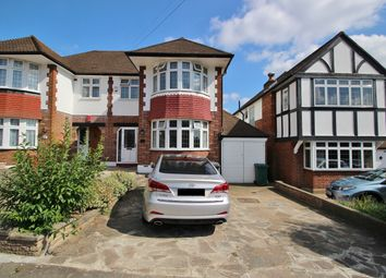 Thumbnail 4 bed semi-detached house for sale in Cedar Rise, London