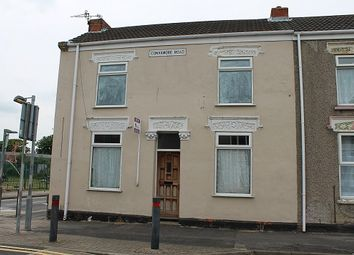 Thumbnail 3 bed end terrace house to rent in Convamore Road, Grimsby