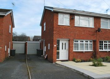 Thumbnail 3 bed semi-detached house to rent in Abbotts Close, Wombridge, Telford