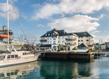 Thumbnail 4 bed flat for sale in Challenger Quay, Falmouth