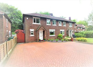 Thumbnail 3 bed semi-detached house for sale in Piper Hill Avenue, Manchester
