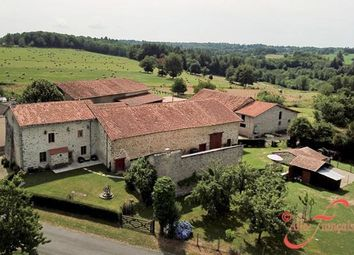 Thumbnail 3 bed farmhouse for sale in Saint Mathieu, Haute-Vienne, 87440, France