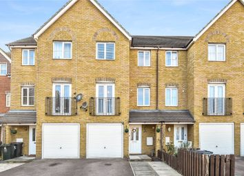 Thumbnail 3 bed terraced house for sale in Whitfield Crescent, Dartford, Kent