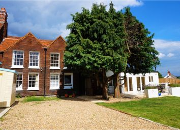 Thumbnail 4 bedroom semi-detached house for sale in Beech Hill Road, Reading