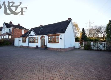 Thumbnail 3 bed detached bungalow for sale in Aldridge Road, Streetly, Sutton Coldfield