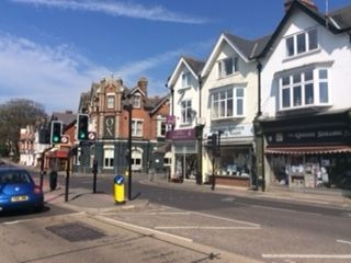 Thumbnail 3 bedroom maisonette to rent in Commerical Road, Above Christian Science Reading Rooms, Lower Parkstone