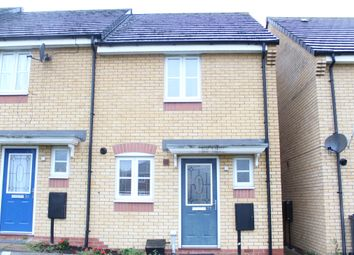 Thumbnail 2 bed terraced house to rent in Foxton Road, Hamilton, Leicester