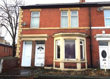 Thumbnail 1 bed flat for sale in Ravensworth Road, Dunston, Gateshead