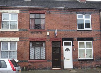 Thumbnail 2 bed terraced house to rent in Corporation Street, Stoke, Stoke-On-Trent