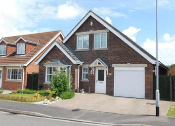 Thumbnail 4 bed bungalow for sale in Mulberry Way, Skegness