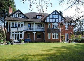 Thumbnail 2 bed flat for sale in Larch Avenue, Sunninghill, Ascot