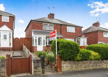 Thumbnail 3 bedroom semi-detached house for sale in Caldwell Street, West Bromwich