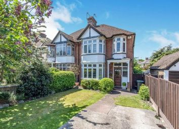 Thumbnail 3 bed semi-detached house for sale in Wrotham Road, Gravesend, Kent, England