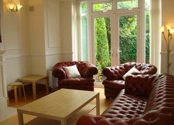 Thumbnail 6 bed semi-detached house to rent in Rosebery Crescent, Jesmond, Newcastle Upon Tyne