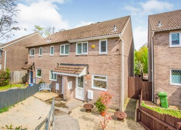 Thumbnail 2 bed end terrace house for sale in Spring Grove, Greenmeadow, Cwmbran