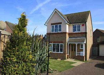 Thumbnail 3 bedroom detached house to rent in Dowding Way, Leavesden, Watford
