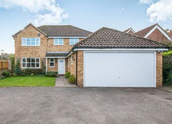 Thumbnail 5 bed detached house to rent in Coles Mede, Otterbourne, Winchester