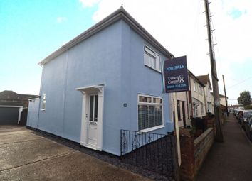 Thumbnail 2 bed end terrace house for sale in Albert Road, Brightlingsea, Colchester