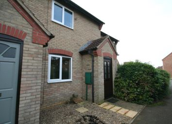 Thumbnail 2 bed terraced house to rent in Blackthorn, Stamford